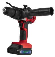 SupaTool Cordless Combi Hammer Drill Lithium Ion - 18v